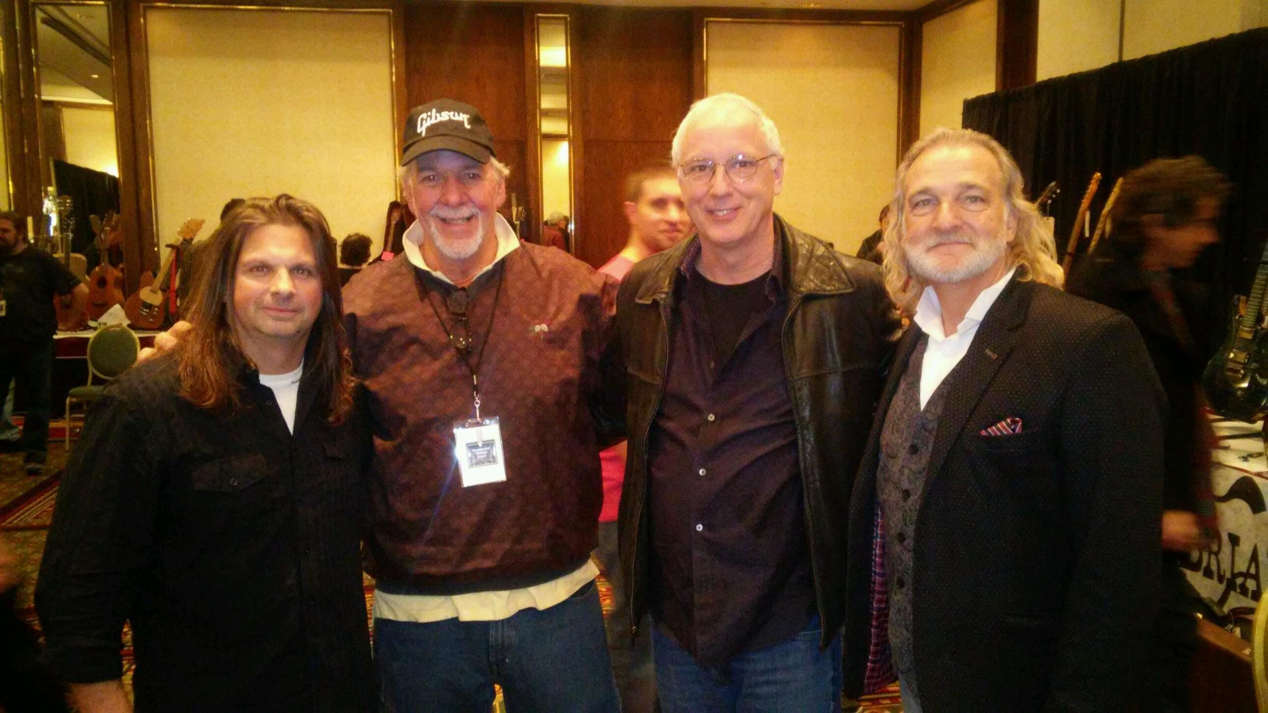 Mike, Peter, Paul & Tom